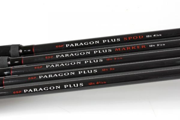 ESP Paragon Plus Rods