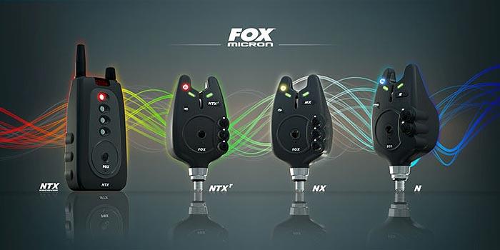 Fox Micron NTXr Alarms