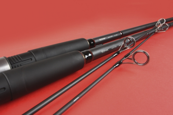 Sonik's Top-Of-The-Range Rod For Under £200!
